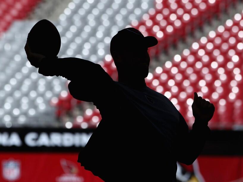 St. Louis Rams v Arizona Cardinals