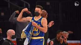 Warriors vencen en Madison Square Garden con afición