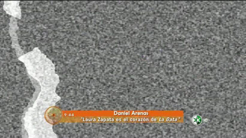 Daniel Arenas defiende a Laura Zapata