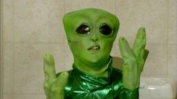 XHDRBZ: Cuando Regina Blandón fue un extraterrestre