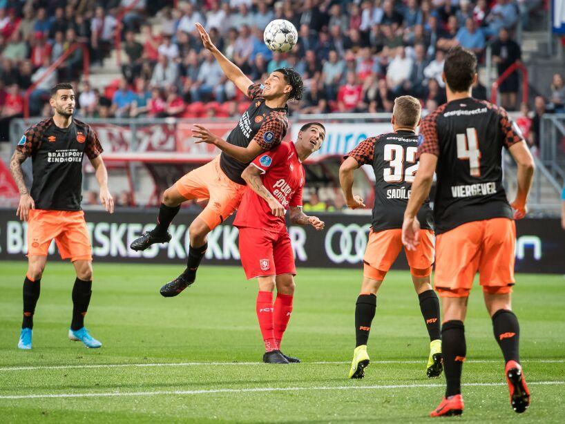 "Dutch Eredivisie""FC Twente v PSV Eindhoven"""