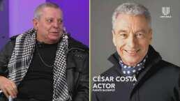 César Bono asegura que siempre lo han confundido con César Costa