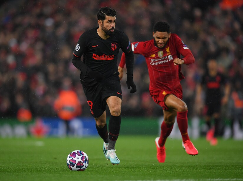 Liverpool FC v Atletico Madrid - UEFA Champions League Round of 16: Second Leg