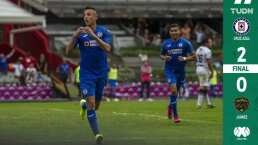Cruz Azul vs FC Juárez - RESUMEN Y GOLES - Apertura 2019 - Jornada 4