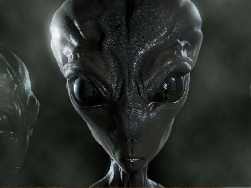 Los Grises: Aunque nunca mencionan su nombre, los extraterrestres de Encuentros Cercanos del Tercer Tipo ya son clásicos.