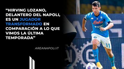 Hirving Lozano anotó dos goles para guiar el triunfo ante Atalanta.