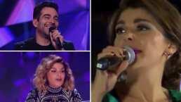 Por esta canción a La Guadalupana, Omar Chaparro se burló de Itatí Cantoral en '¿Quién es la Máscara?