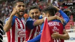 Pulido, Chofis y Vega, un tridente respaldado por goles