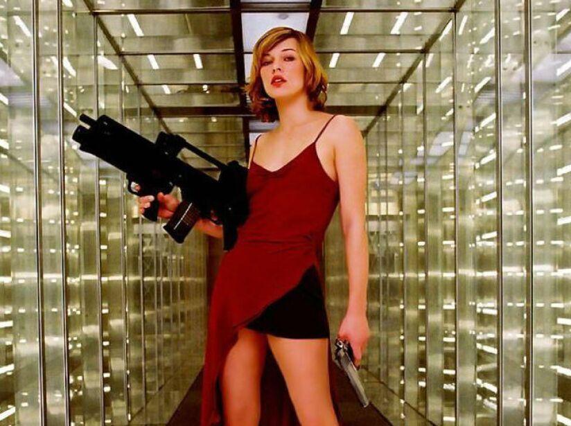 En 2002, protagonizó la adaptación del video juego Resident Evil, que dio lugar a cinco secuelas.