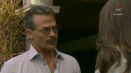 Pedro golpeó a Nadia por supuesta infidelidad