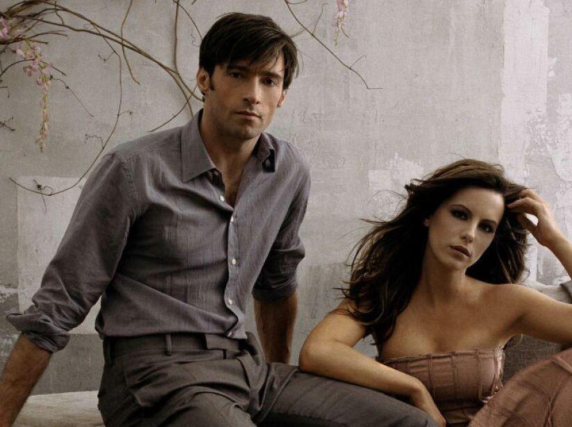 Junto a la sexy Kate Beckinsale actuó en la cinta de monstruos Van Helsing.