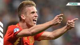 Él es Dani Olmo, la sorpresa en la lista de España