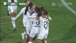 ¡Cántenlo! Vanessa González jala el gatillo y hace el 0-1 de Atlas