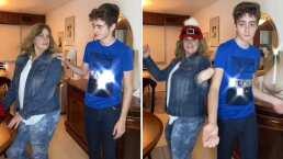 Apenas es octubre y Erika Buenfil y Nicolás ya se preparan para Navidad