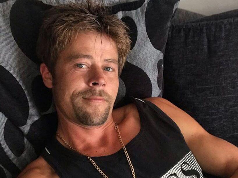 Un obrero británico sufre acoso en su ciudad: ¡es idéntico a Brad Pitt!