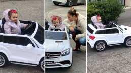 Bella, hija de Marlene Favela, cautiva en redes tras aparecer manejando una fabulosa camioneta