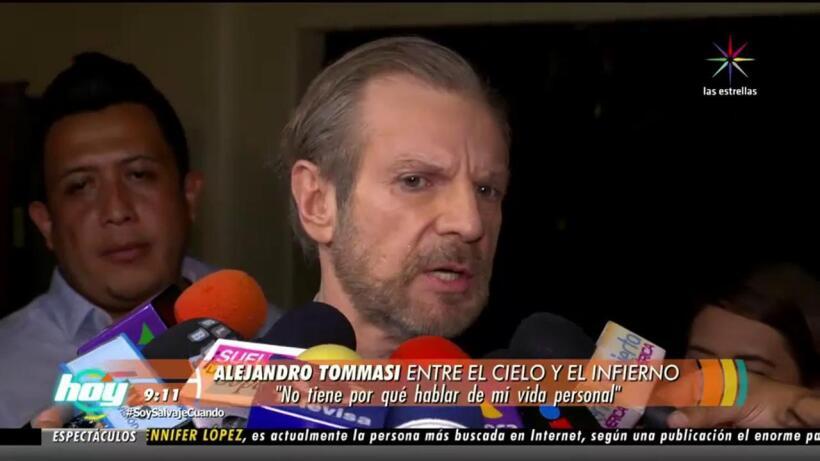 Alejandro Tomassi pasa del Cielo al Infierno ¡Entérate por qué!