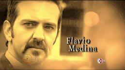 Mara Patricia Castañeda entrevista a Flavio Medina