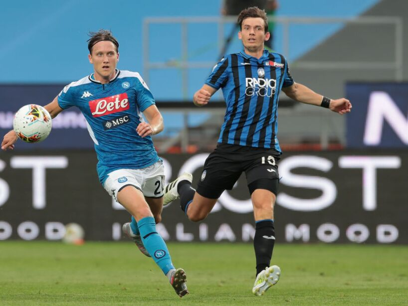 Atalanta BC v SSC Napoli - Serie A