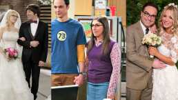 Los Romances en The Big Bang Theory