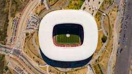 Estadio de Chivas, listo para recibir a Andy Ruiz