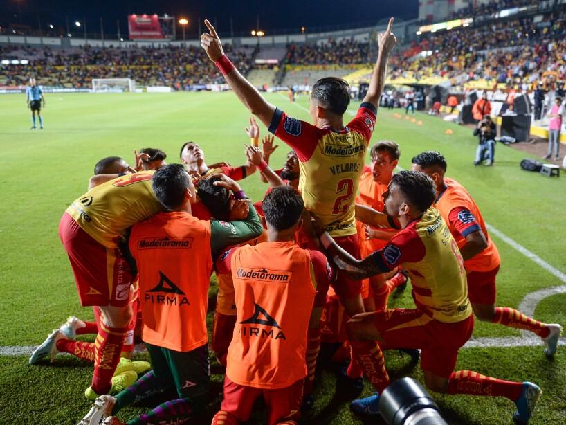 Morelia Veracruz j8. Liga MX