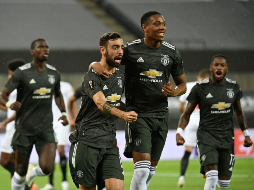 Sevilla v Manchester United - UEFA Europa League Semi Final