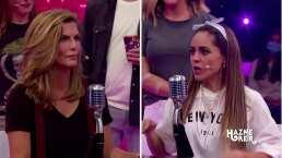 """""""Te voy a hacer el amor a la Chespirito"""": Jessica se ganó tarjeta roja"""