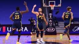 Golden State obtiene triunfo frente a San Antonio