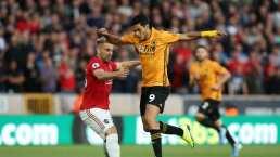 Manchester United, sin delantero, ¿fichará a Raúl Jiménez?