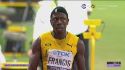 Jamaica sufre en relevo 4x400 pero llega a la final