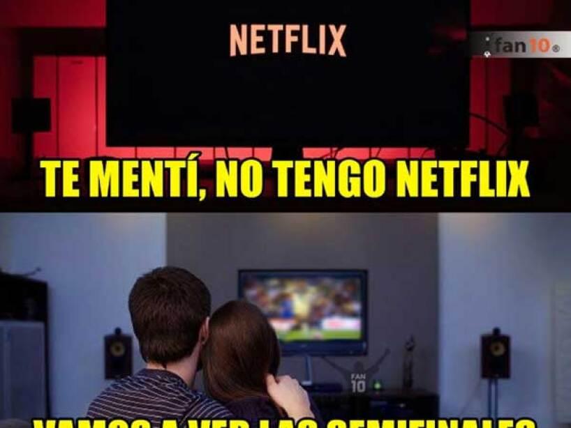 Los mejores memes de la primera semifinal de ida entre Rayados y Rayos.