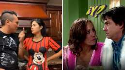 Edwin Luna y Kimberly Flores crean divertida parodia de Ludovico y Federica P. Luche