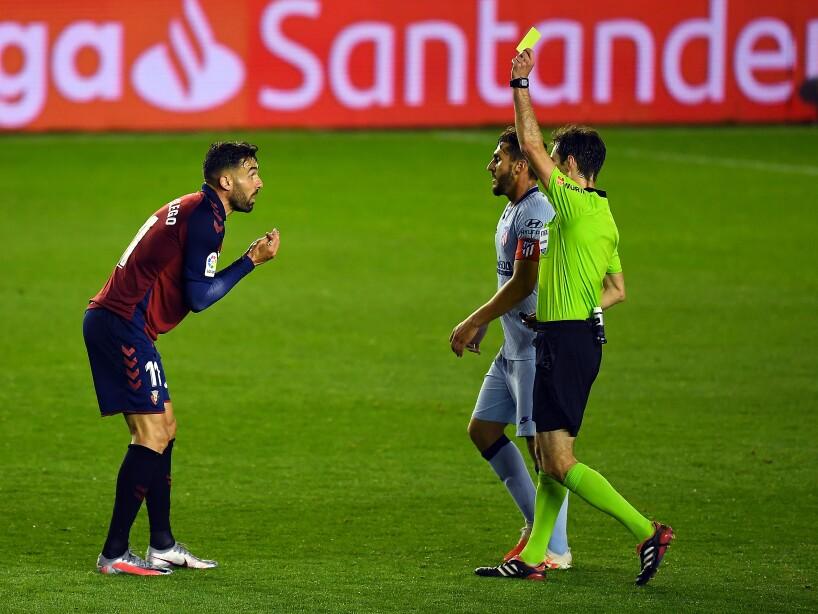 CA Osasuna v Club Atletico de Madrid - La Liga