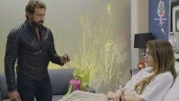 David le exige a Fernanda que se aleje de Tano