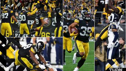 Steelers aprovecha los errores provocados por su sólida defensiva y consuma un triunfo vital para sus aspiraciones.