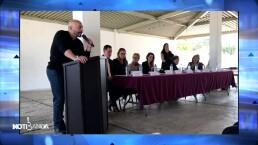 Lupillo Rivera visita el penal de Puente Grande