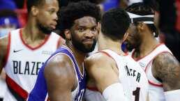 Joel Embiid no puede impedir la derrota de los Philadelphia 76ers
