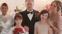 """Andrea Legarreta celebra el aniversario de matrimonio de sus papás con emotivo video: """"Dios los bendiga"""""""