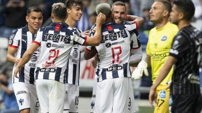 Monterrey recibirá a Santos.