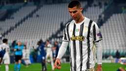 Cristiano Ronaldo sigue en silencio tras la eliminación de 'La Juve'