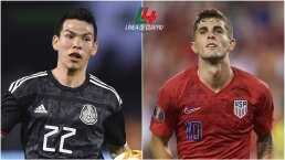 ¿Team USA o el Tricolor? En Línea de 4 comparan a ambas selecciones