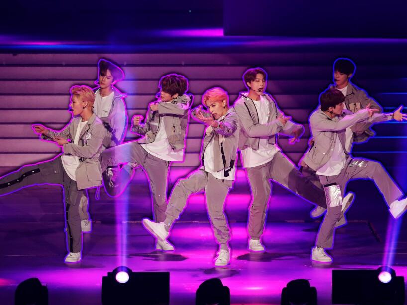 NCT127: Conciertos en vivo, Especial de K-Pop