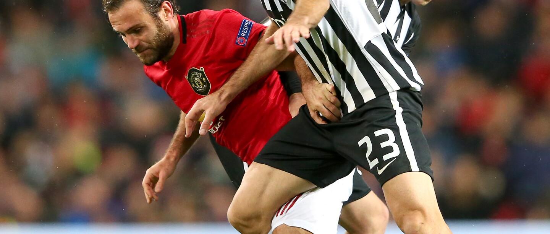 Manchester United v Partizan: Group L - UEFA Europa League