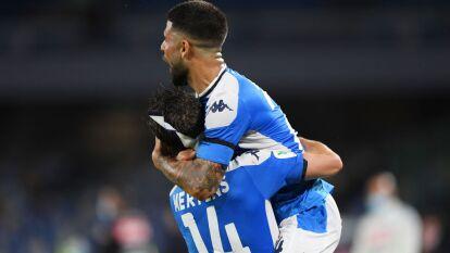 De la mano de Ospina, Napoli a la final de la Copa de Italia | Tras vencer 2-1 en global a los de Conte, se enfrentarán a Juventus en la gran final del certamen.