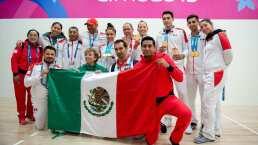 La participación histórica de México en Panamericanos