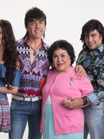Fotos Personajes De La Nueva Temporada De Nosotros Los Guapos Si eres fan de los guapos: nueva temporada de nosotros los guapos