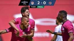 Toluca 2-0 Xolos | Los Diablos se afianzan en repechaje con golazos