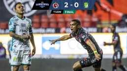 Xolos se quedan con la victoria y el liderato de la Liga MX