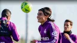 ¿Y Luka Romero? El nacido en México pierde protagonismo con el Mallorca
